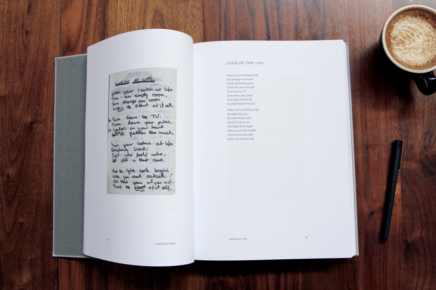 So This is Permanence: Joy Division Lyrics andNotebooks