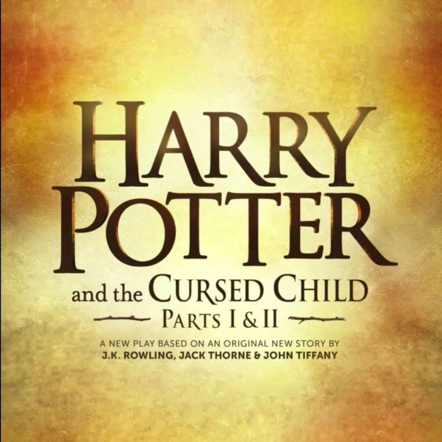 Harry Potter and the Cursed Child BookReview