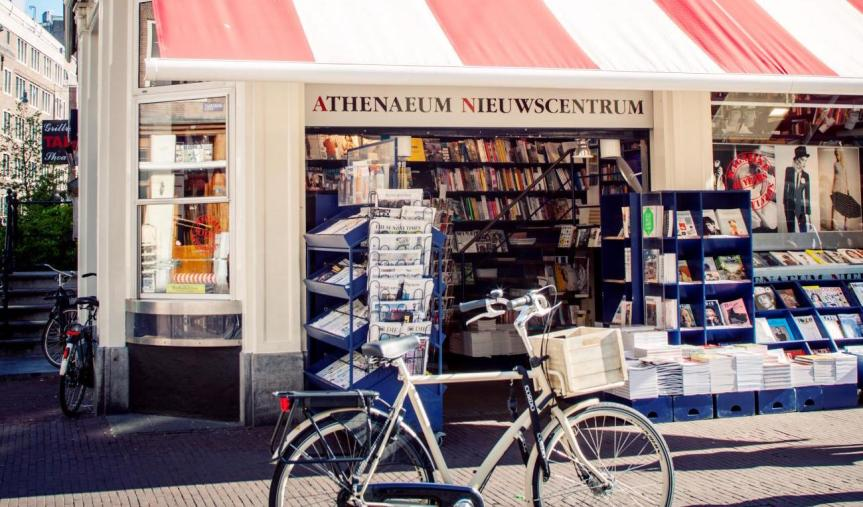 Eight Books and Record Stores to Visit inEurope
