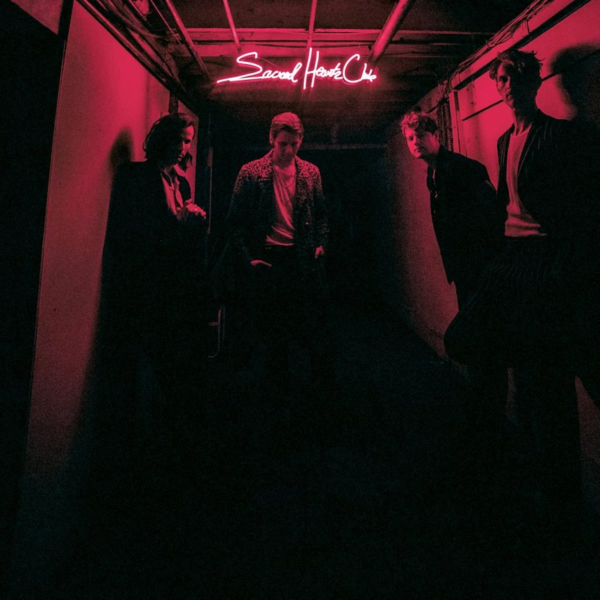Foster the People – Sacred Hearts ClubReview