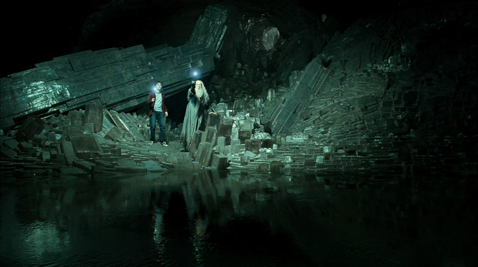 HarryDumbledore_in_the_cave
