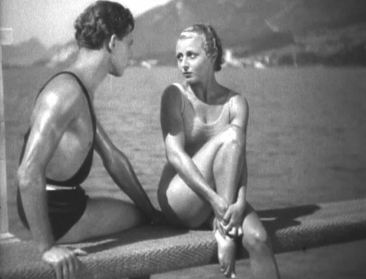 Jean Pierre Aumont et Rosine Derean (1)