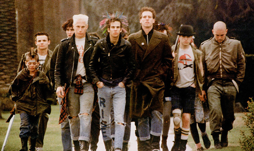 Dead End Kids in the Danger Zone: Movies About Psychotic Teenagers From the80s
